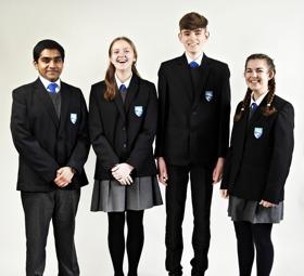 Senior student leaders