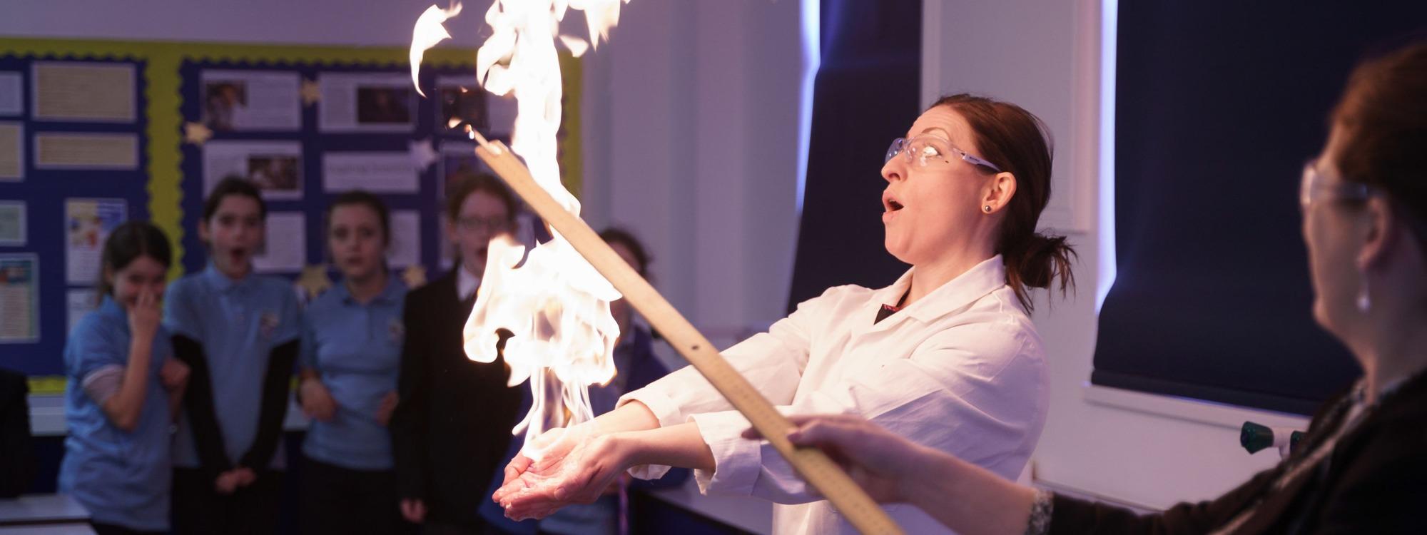 Science fire (4)